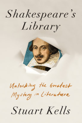 Cover of Shakespeare's Library by Stuart Kells